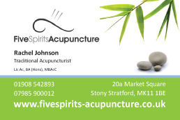 Five Spirits Acupuncture