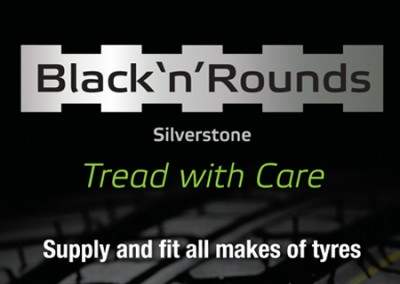 Black 'n' Rounds