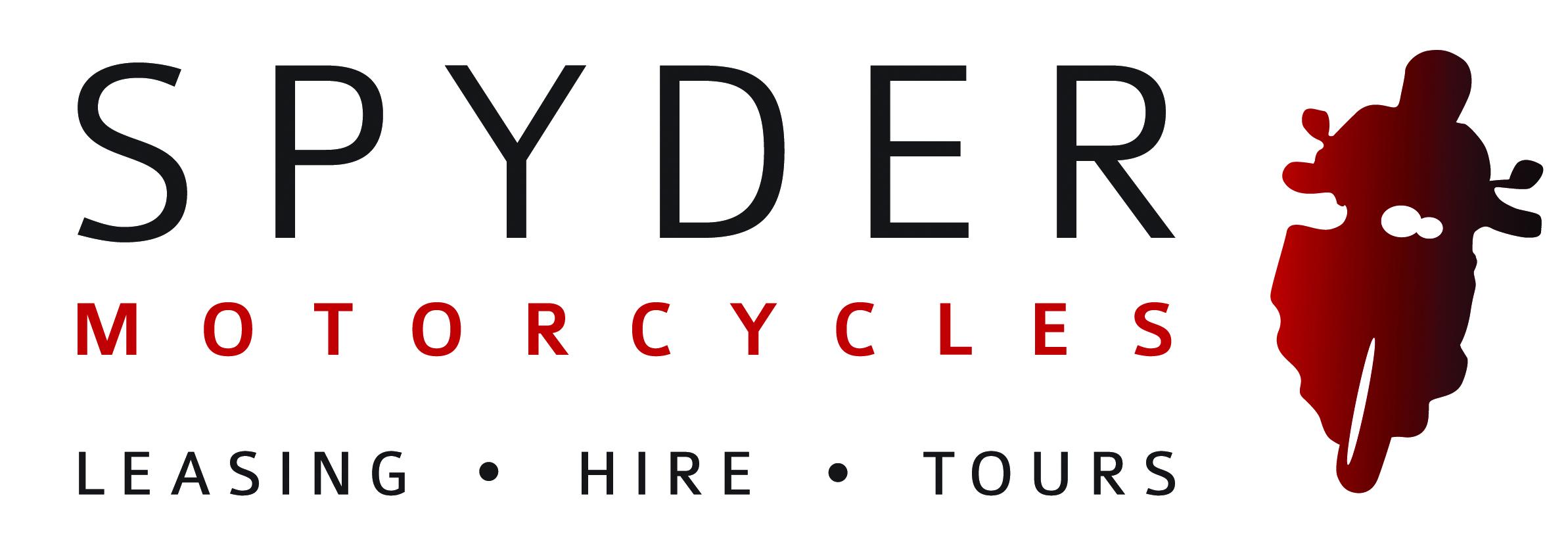 Spyder Motorcycles logo