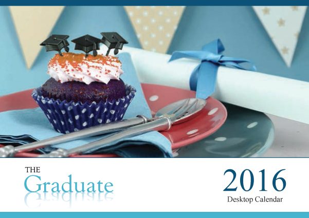 The Graduate Desktop calendar