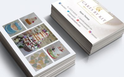 5 finishes for your business cards