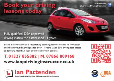 Ian Pattenden Driving Instructor