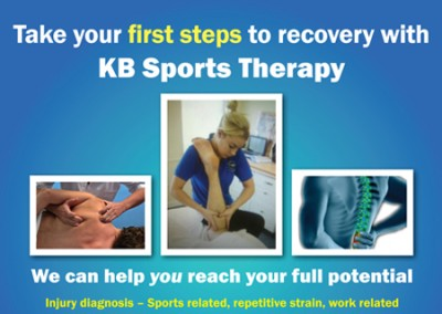 KB Sports Therapy