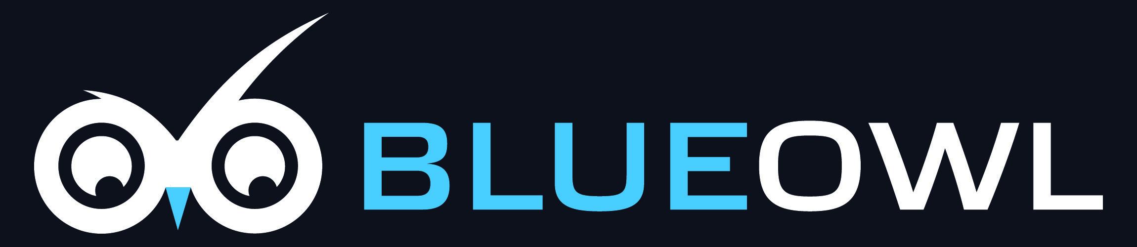 Blue Owl Logo dark