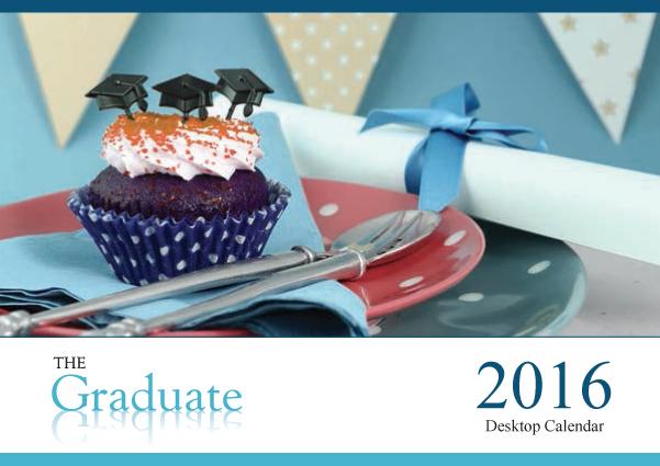 The Graduate Desktop calendar